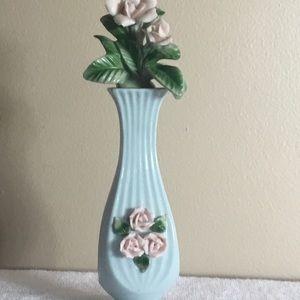 vintage porcelain vase by A. Price